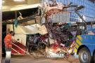 Diez niños holandeses viajaban en el autobús accidentado en los Alpes