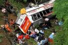 Mueren 16 personas tras caer a un río un autobús en el norte de Afganistán