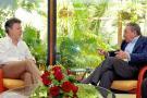 """Santos asegura que es """"hora de acercar"""" a EU y Cuba"""