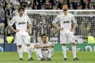 """El Real Madrid, """"triste"""" pero con ganas tras la derrota en Europa"""