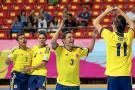 Histórica clasificación de Colombia a las semifinales del Mundial de futsal