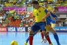 La fiebre del futsal se tomó a los colombianos