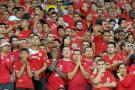 Por disturbios, Alcaldía pedirá que partido América-Cúcuta se realice en otra ciudad