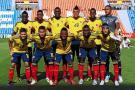 Esta es la selección Colombia sub 20, que esta noche buscará quedarse con el título del Campeonato Suramericano de la categoría, que se disputa en Mendoza, Argentina.