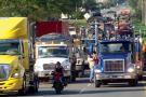 Más de 300 camioneros se resisten a levantar paro