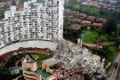 Desplome de edificio en Medellín será investigado por el Gobierno: Santos