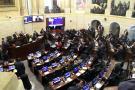 Acto legislativo para la paz cumplió su primera vuelta en el Congreso