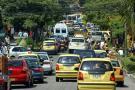 Suspenden cobro del impuesto vehicular en Santander