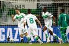 Wolfsburgo sorprendió al Real Madrid al vencerlo 2-0