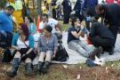 106 personas heridas en un choque de trenes en Costa Rica