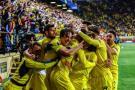 Los españoles sacaron ventaja en las semifinales de la Liga de Europa