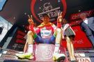 ¿Qué dijeron las redes sociales del liderato de Chaves en el Giro de Italia?