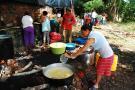 Campesinos de Santander se unen al paro agrario