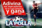 Gane premios con La Polla de la Copa América de Vanguardia.com