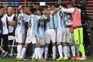 Argentina, sin Messi, ganó el duelo a Chile y sueña con cortar su sequía