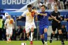 España pierde con Croacia y se verá en octavos de la Eurocopa con Italia
