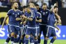 Argentina llega a la final de la Copa América al golear 4-0 a EEUU