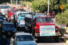 Gremios de Santander en alerta por la prolongación del paro