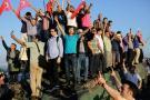 265 muertos y 1.440 heridos deja intento de golpe de Estado en Turquía