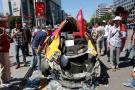 Insinúan que presidente turco habría simulado un autogolpe de Estado