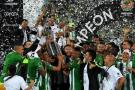 Luego de 27 años, Atlético Nacional vuelve a ganar la Copa Libertadores