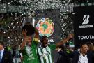 Alexis Henríquez, ganador en dos de las tres Libertadores que tiene Colombia