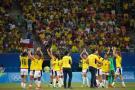 Catalina Usme y dos goles, recuerdo de despedida de las 'súperpoderosas' de Colombia en Río