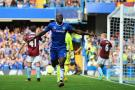 Chelsea de Cuadrado derrotó 3-0 al Burnley en liga Premier