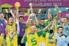 Brasil y España, los dueños de la Copa del Mundo de fútbol sala