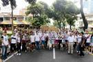 Los bumangueses se unieron a la Marcha Mundial por los Animales