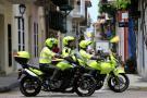 """Generales de la Policía le dan """"bienvenida"""" a la firma de la paz en Colombia"""