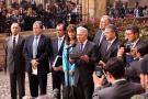 Es mejor la paz para todos que un acuerdo débil para la mitad: Uribe
