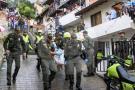 A seis aumentó el número de víctimas por ataque a machete en Medellín