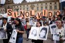 31 años después, familiares recuerdan a víctimas del Palacio de Justicia