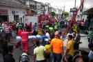 Murió en Bucaramanga mujer herida en voraz incendio