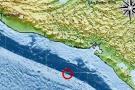 Terremoto de 7,0 grados sacude costas del Pacífico en Centroamérica