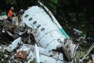 Avión de Chapecoense habría incumplido plan de vuelo