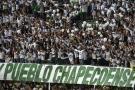 Conmovedor homenaje a víctimas del Chapecoense