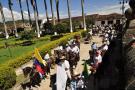 Celebraron con fervor las vísperas de 'La Guadalupana'