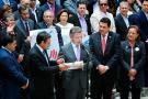 Las ocho primeras leyes que se aprobarían con el 'fast track' para implementar acuerdo de paz