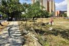 Construirían un parque de 10.000 m2 en Real de Minas