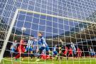 Lewandowski salvó de la derrota al Bayern Múnich