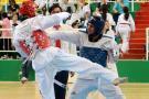 Así es la 'batalla' de 400 deportistas por integrar la Selección santandereana de Taekwondo