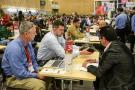 70 empresarios de Santander buscan negocios con el exterior