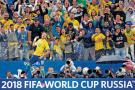 Brasil confirmó su clasificación a Rusia
