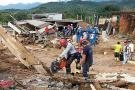 Identifican 116 cuerpos de al menos 273 fallecidos en tragedia de Mocoa