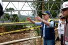 Autoridades restablecerán el 100% del sistema de energía en Mocoa en las próximas horas