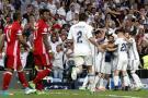 Real Madrid derrotó al Bayern y está en semifinales de la Liga de Campeones