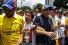 'Marcha del silencio' tras ola de disturbios en Venezuela
