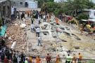 Cifra de muertos por desplome de un edificio en Cartagena sube a 10